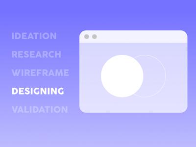 Designing UI/UX app design ux ui