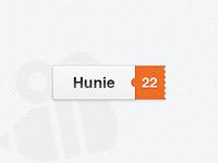 Hunie ticket