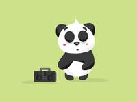 Panda. Panda. Panda. Panda.