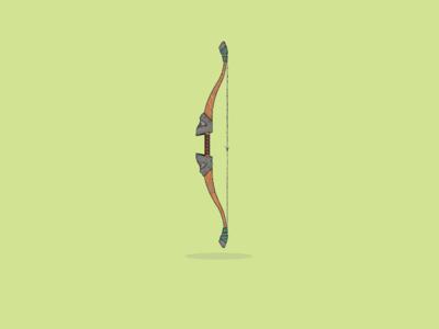 Used Zelda Bow