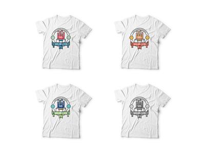 Wilhelm B T-shirt Mockup