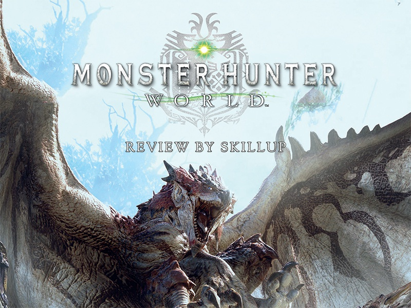 Monster Hunter World Review by Anders Bothmann on Dribbble