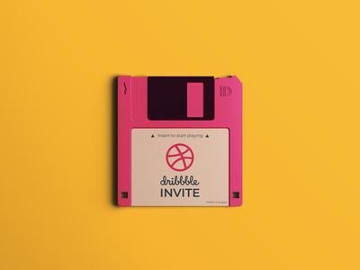 Floppy Invite