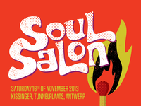 Soul Salon Postcard front