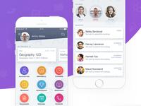 Edulink App Design