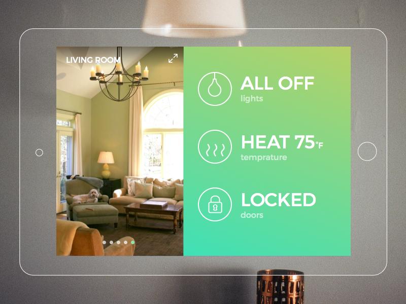 Home Monitoring Dashboard line icon camera safety surveillance security dashboard home monitoring 021 dailyui