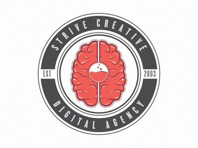 Strive Brain Logo