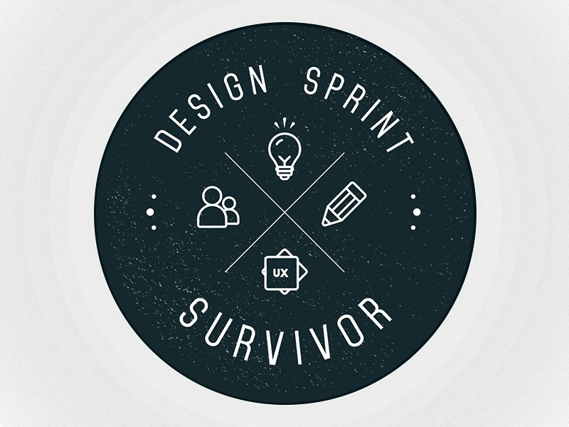 Design sprint survivor