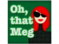 Oh, That Meg! Avatar Design