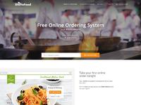 Gloriafood homepage