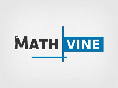 Logo mathvine
