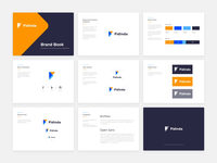 Brand Guidelines animation idenity brand manual typography logotype logo design brand guide brand identity branding brand