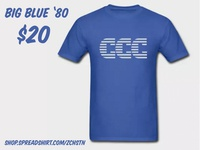 Big Blue '80 from ZCHSTN