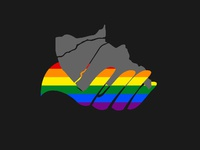 Tri-Counties LGBT Alliance (Northern CA) Branding
