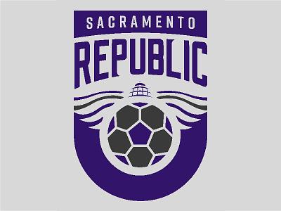 Sacramento Republic FC (MLS Concept) concepts branding sportslogos logos