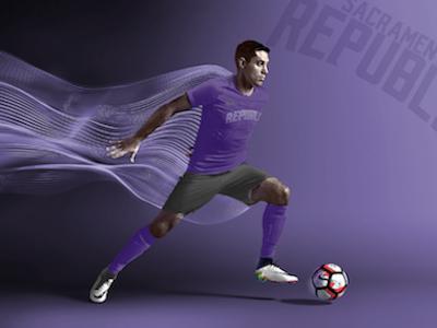 Sacramento Republic FC (MLS Kit Concept) concepts soccer mls uniforms branding sports footballkit football
