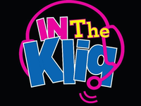"""In the Kliq"" Poscast Logo"