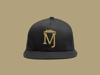 Logo Design on a Hat apparel branding logo design