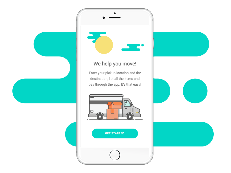 We help you move! mobile