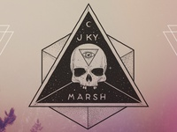 J KY Marsh Branding
