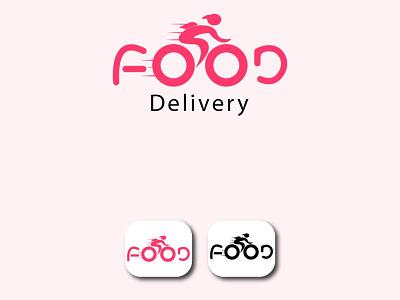 Food Delivery design illustration logo graphic design