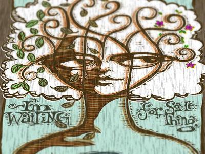 Short Story 1 illustration hand lettering art lettering hand drawn