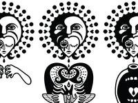 Triptych - WIP