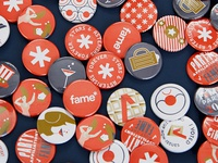 What. A. Circus. Fame Event Buttons