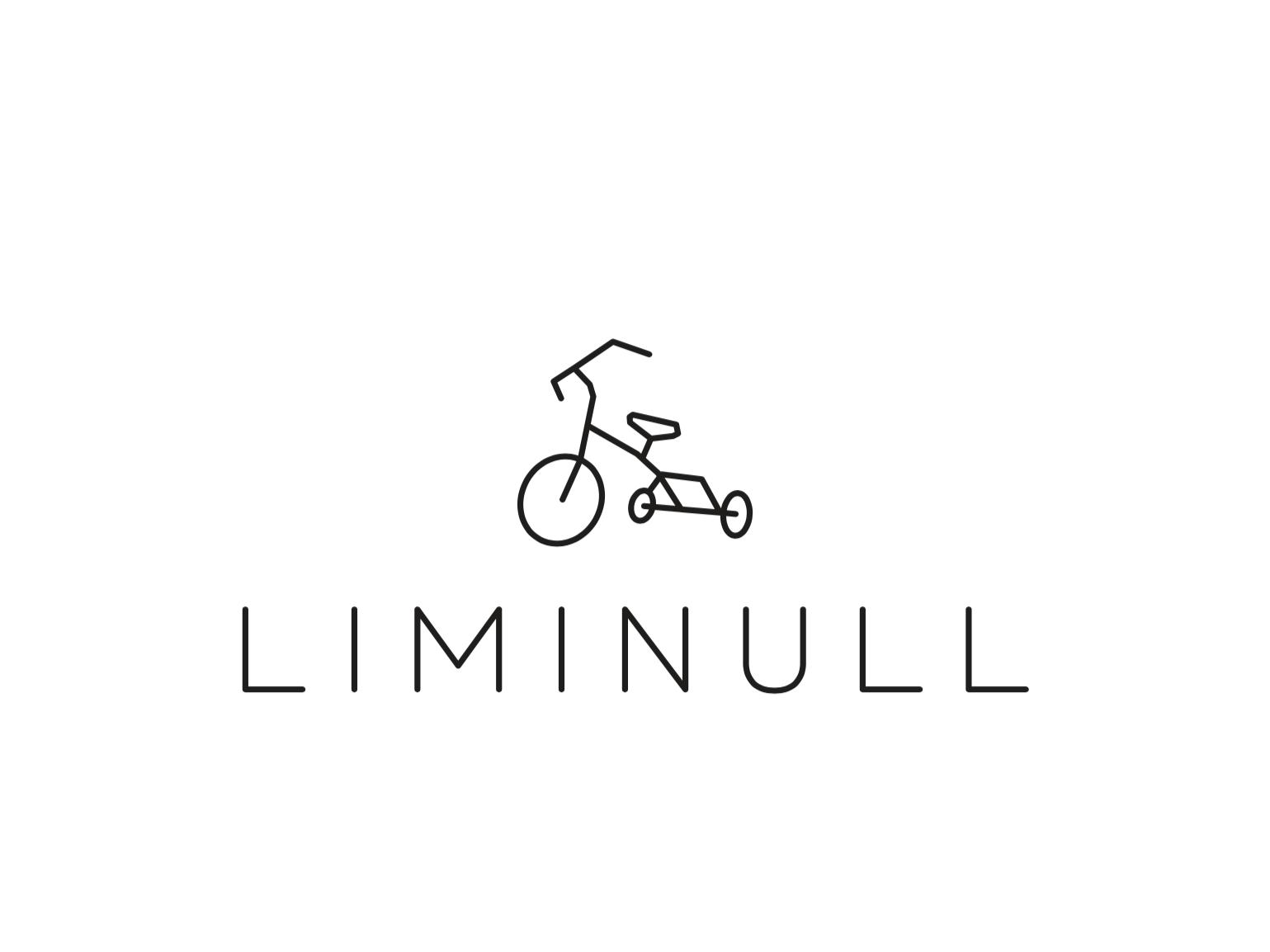 Tricycle Logo apparel design monoline bike tricycle illustration design branding