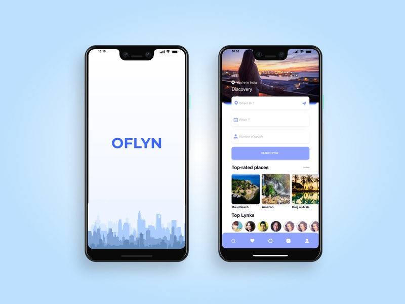 OfLyn App Design