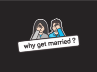 Married facebook group logo