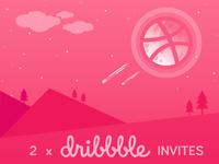 2 x Invites update