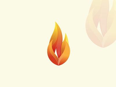 Fire fire concept minimalist design vector branding clean logodesigner illustration icon logo branding logo