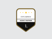 Statusbrew Agency Partner Badge 02