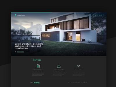 Renderville Website