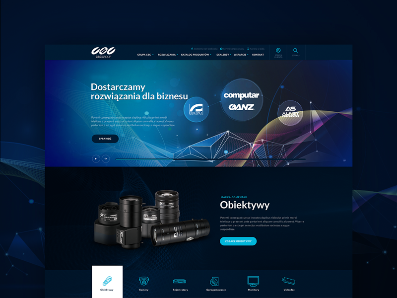 Cbc homepage
