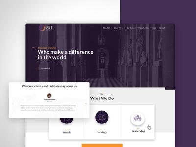 SRI redesign concept