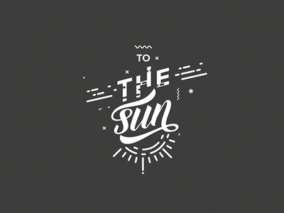 To the sun #2