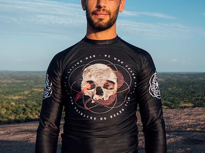 💪Seven Earths Combat Apparel Rash Guard seneca stoic stoicism rashguard rash guard clothing mma brazilian jiu jitsu jiu jitsu bjj apparel design apparel