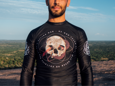 💪Seven Earths Combat Apparel Rash Guard