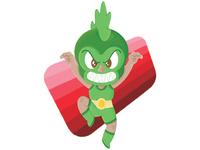 Green Dragon Luchador