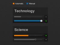 Auto vs. Manual