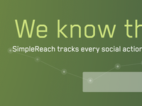 New Simplereach Site