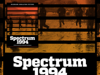 Spectrum 1994 Cover Mock