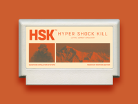 HSK - Hyper Shock Kill / Famicase 2018