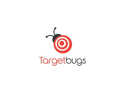 Target Bugs Logo bugs bug