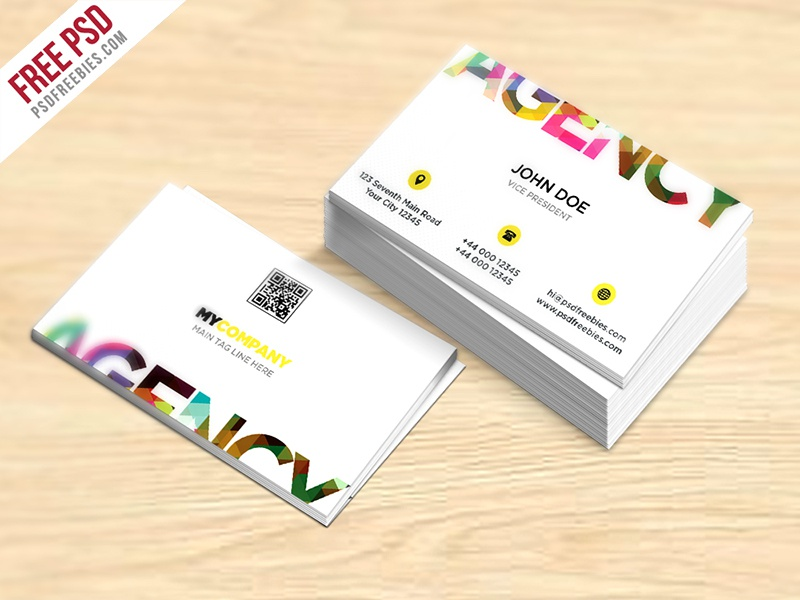 freebie   creative business card free psd template by psd freebies on dribbble