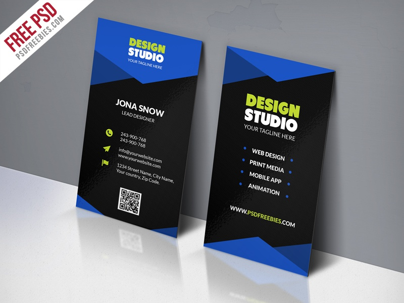 Creative Business Cards Designs on Dribbble