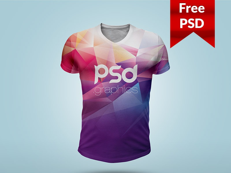 t shirt mockup psd template dribbble - T Shirt Template Psd Free Download