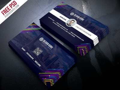 Free psd creative business card template psd by psd freebies free psd creative business card template psd wajeb Images